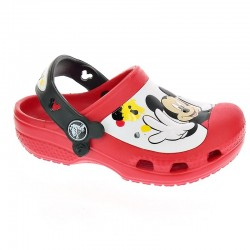 Crocs Cc Mickey Paint Splatter Clog