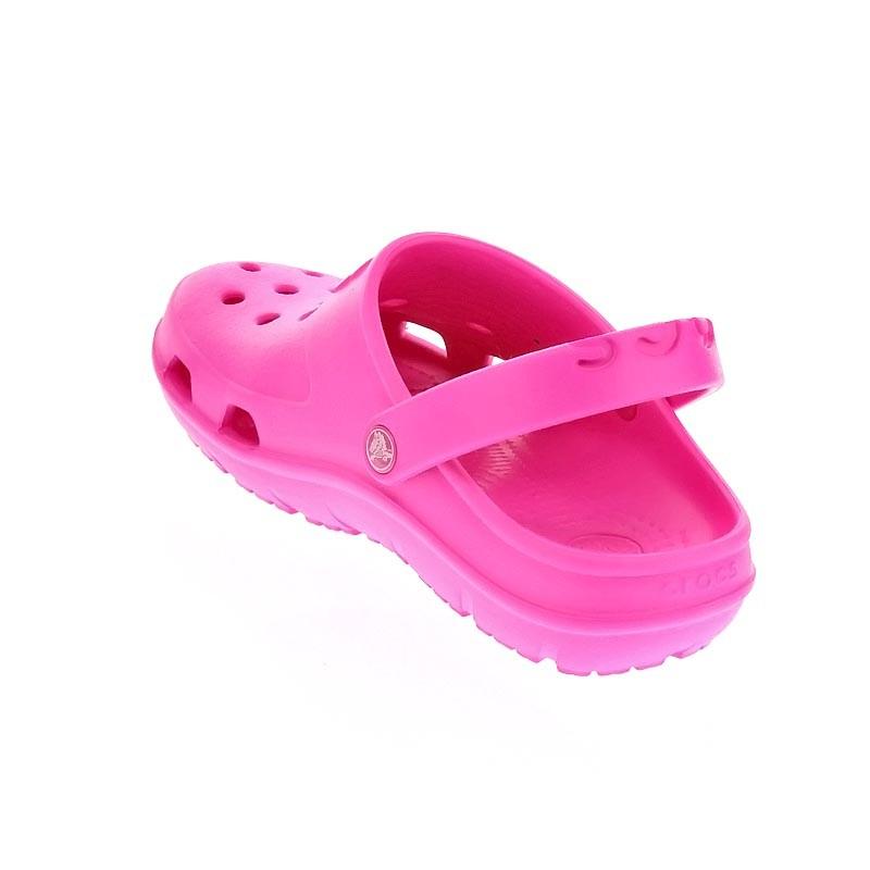 c2beeedd1ac4e Crocs Crocs Hilo Clog Kids Rosa 16007 6L0 Zapatos bajos Niña ...