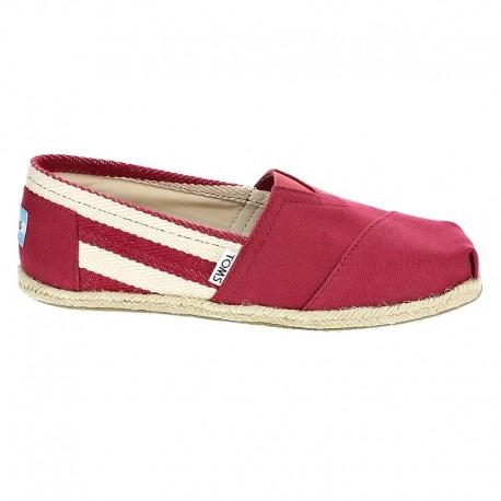 Classic Red Stripe