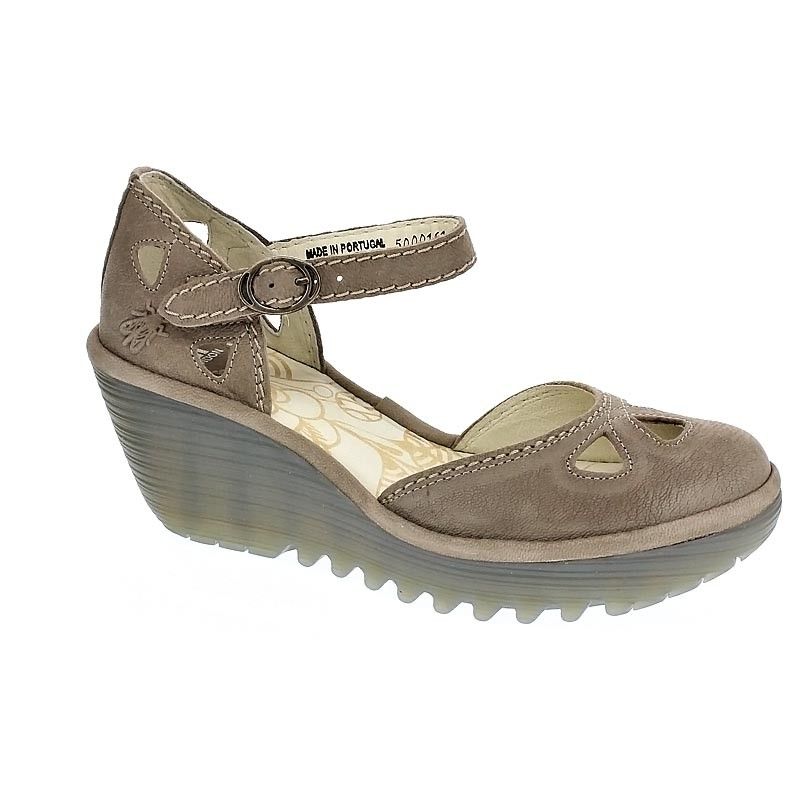 Zapatos Fly London Mujer Sandalias modelo Yuna