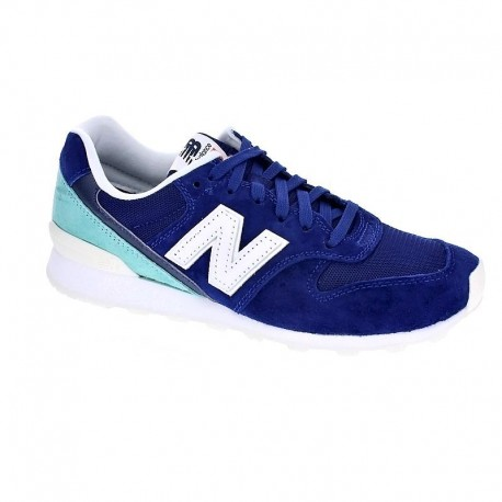 new balance azul 996 mujer