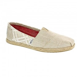 Toms Classic Hemp Embroided