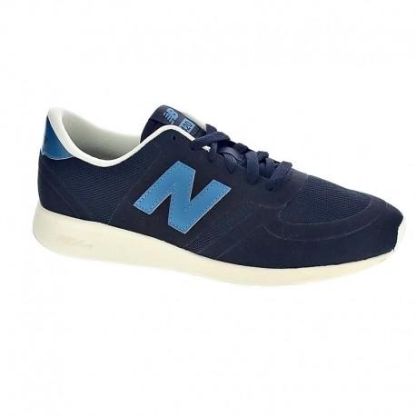 new balance hombre 420 azul