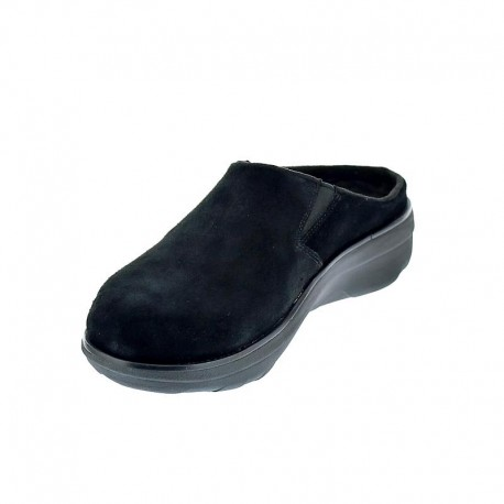 Loaff Suede Clogs