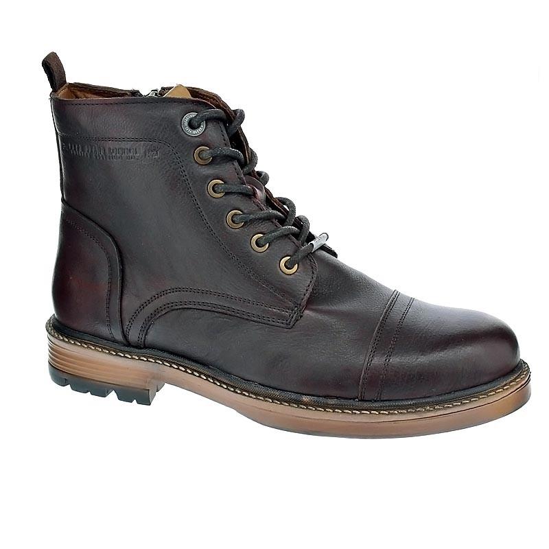 Pepe jeans Vivek Boot Marrón yxvF4bU
