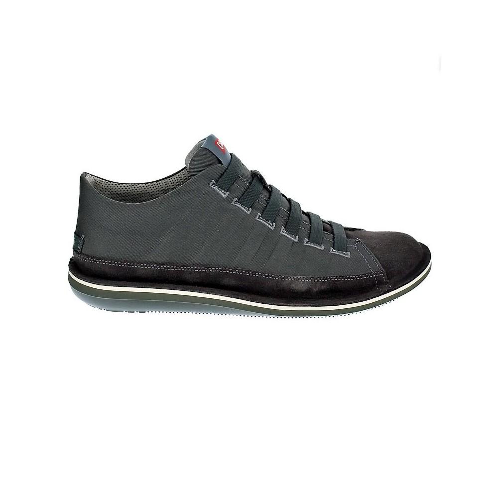 Camper Zapatos Cordón Hombre Gris 21049 De Con Meteor Detalles Yyg6b7f