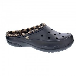 Crocs Freesail Leopard Lined