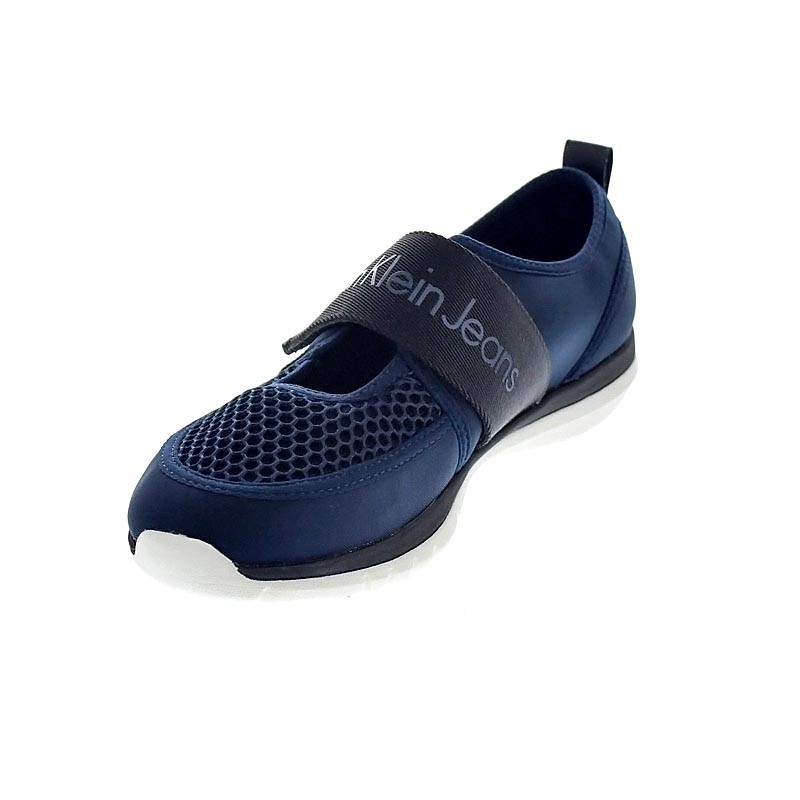 Klein Con Azul Cordón Idalis ¡entrega Mujer 38626 Zapatos Calvin CwqUgdpq