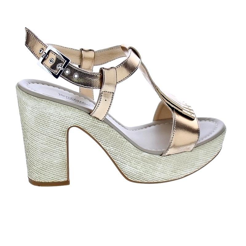 Nero Giardini 7651 - Sandalias Mujer Oro Talla 38 5rZnD