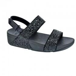 Glitterball Sandal