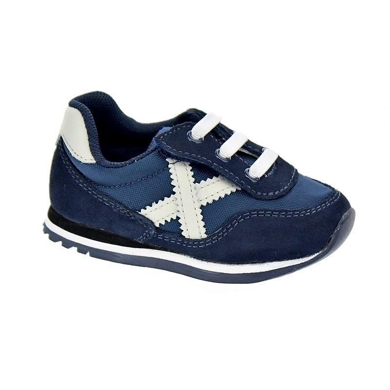 Azul Baby Munich Niño ¡entrega Zapatillas Sport 24h 1700007 Dash FZfntBf