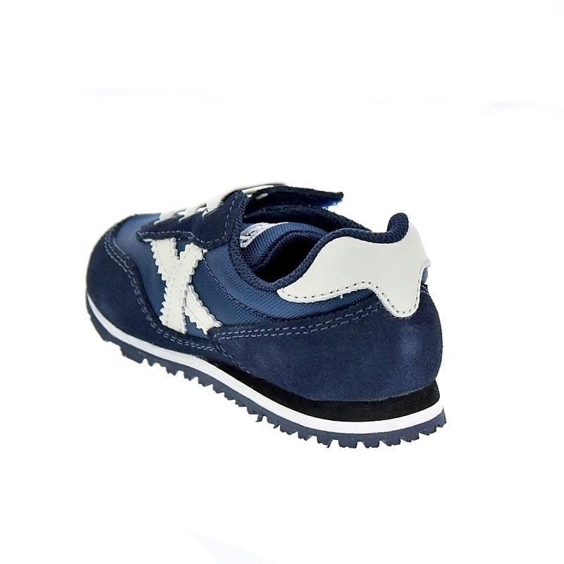 0648e81bc Munich Sport Baby Dash Azul 1700007 Zapatillas Niño - ¡Entrega 24h ...