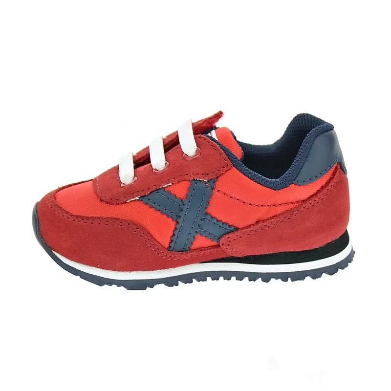 3329da737 Munich Sport Baby Dash Rojo 1700006 Zapatillas Niño - ¡Entrega 24h ...