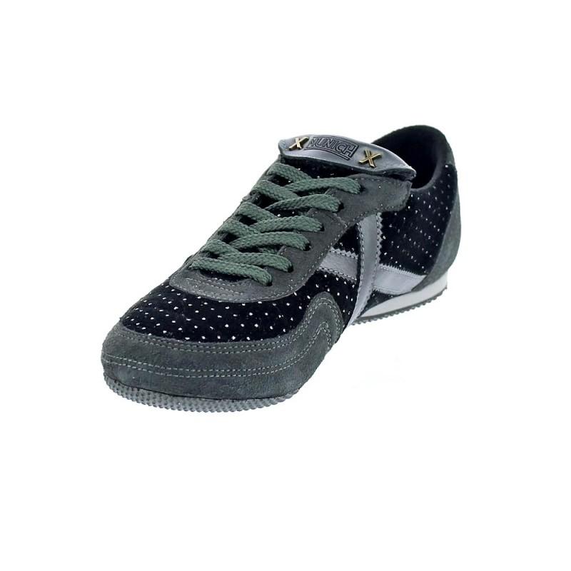 8250335 Negro Mujer Bajas Sotil Zapatillas Munich 335 ¡entrega 24h Aq7Bx4
