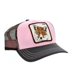 Goorin Bros Fox pink