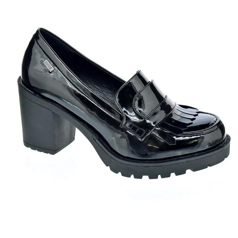 Zapatos 24h Mustang 55508 Tacón Negro ¡entrega Gratis Mujer C8016 Bxq7HO