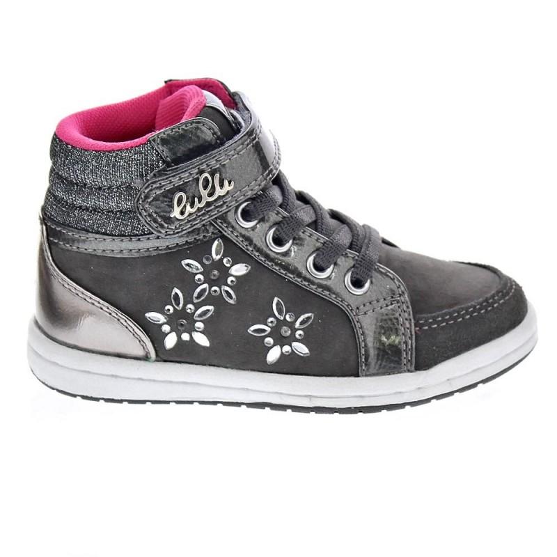 8386f399b Lulu Camila Light Gris LZ020047S 014 Zapatillas Niña - ¡Entrega 24h ...