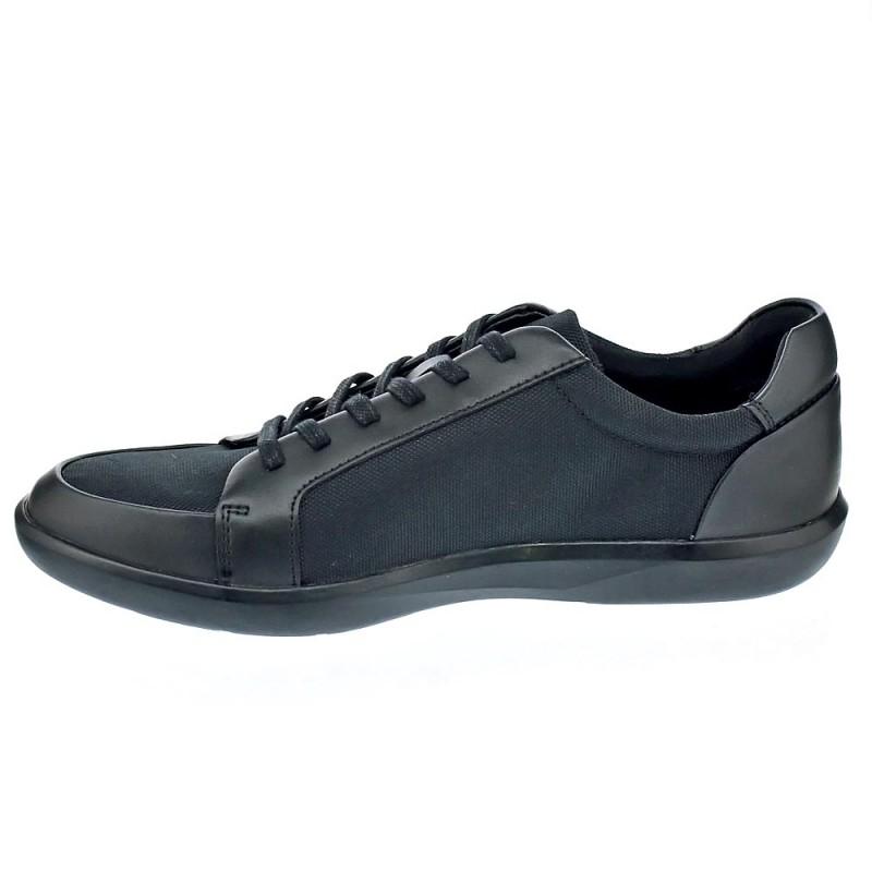 Calvin Klein Macabee - Zapatillas bajas Hombre Negro Talla 41 MuJEuJNm