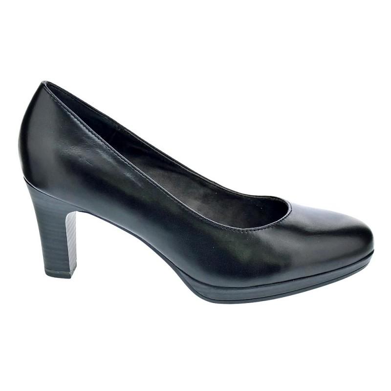 Tamaris 22410 29 001 tacón Negro Negro Zapatos tacón 001 Mujer Entrega 24h 4e153a