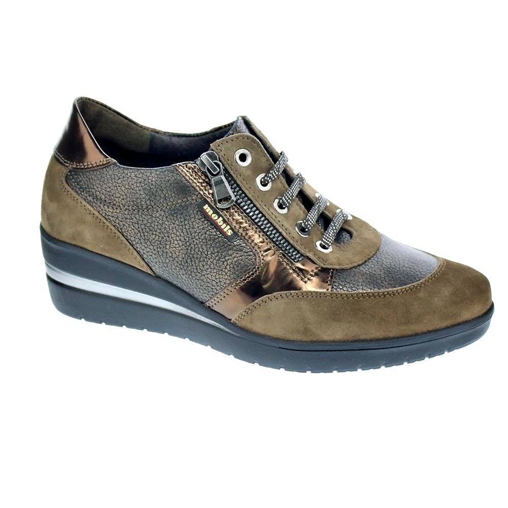 Mephisto-Patrizia-Zapatos-con-cordon-Mujer-Marron