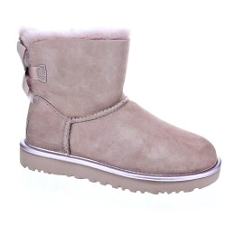 Ugg Mini Bow Metallic