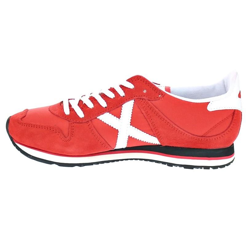 Munich Zapatillas ¡entrega Bajas 8620241 Massana Rojo Hombre 241 rqCwxr48g