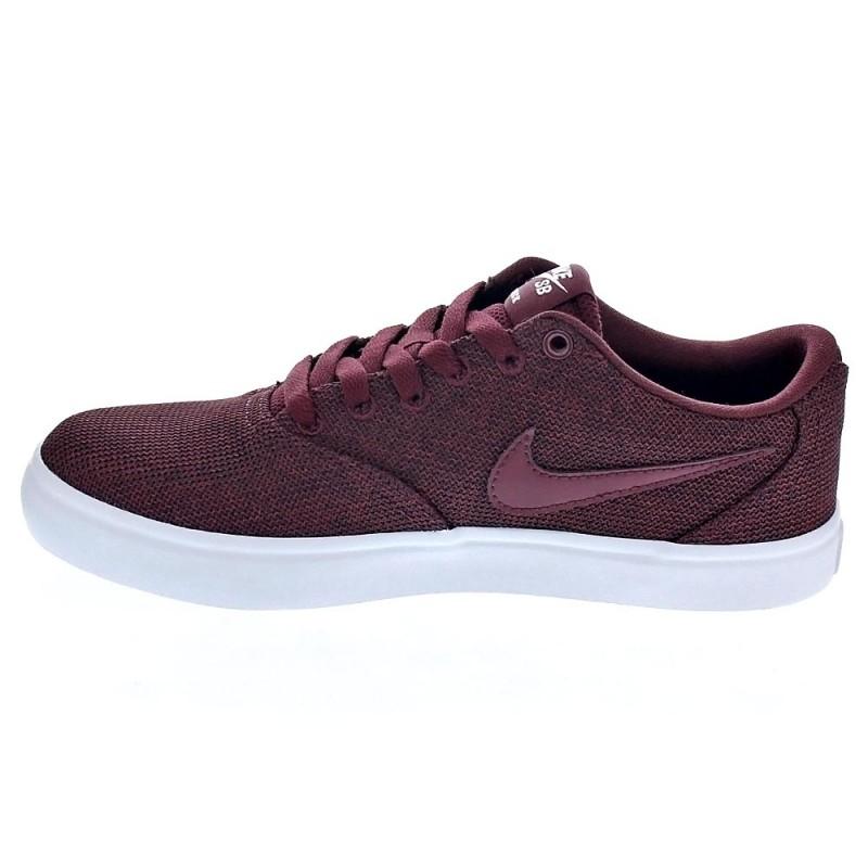 Nike SB Check - Zapatillas Bajas Mujer Burdeos Talla 37M BqqHuwWWQ