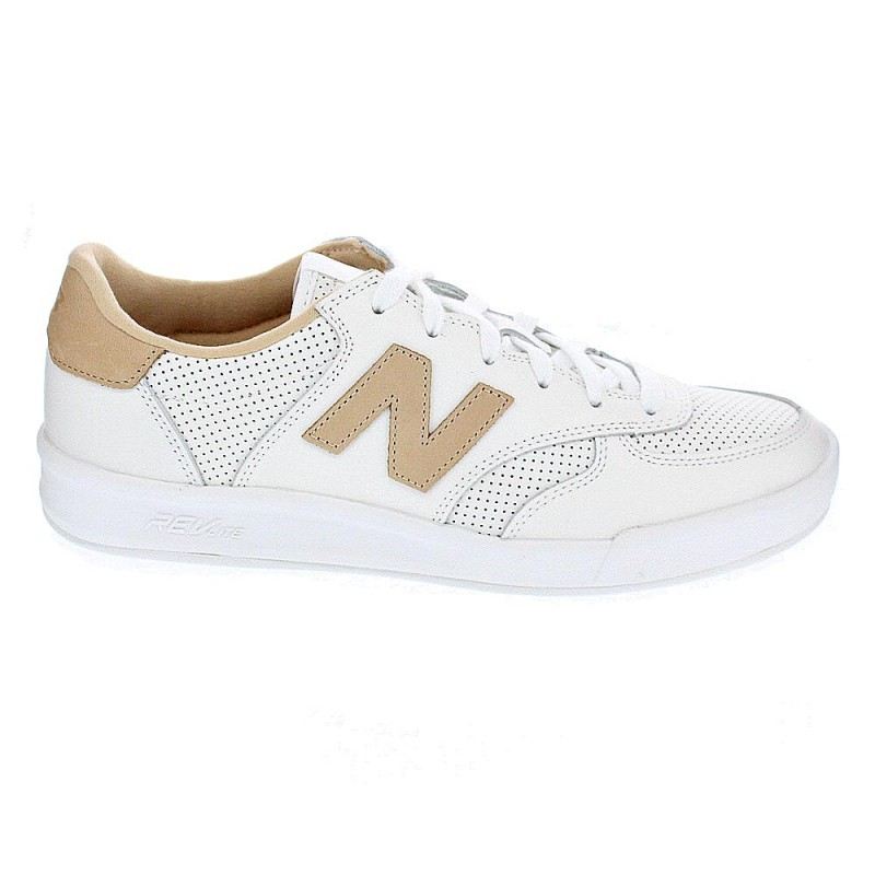New Balance 300 blanco