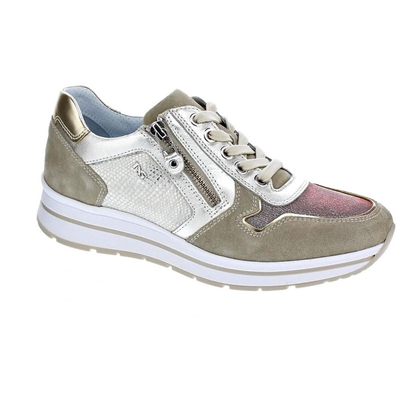 outlet store 69fb6 3da31 Nero Giardini 5243 Zapatillas bajas Mujer - mainstreetblytheville.org