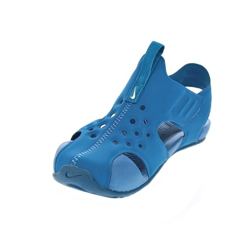 Nike Sunray Protect 2 - Chanclas Niña Azul Talla 28 SODEXia8