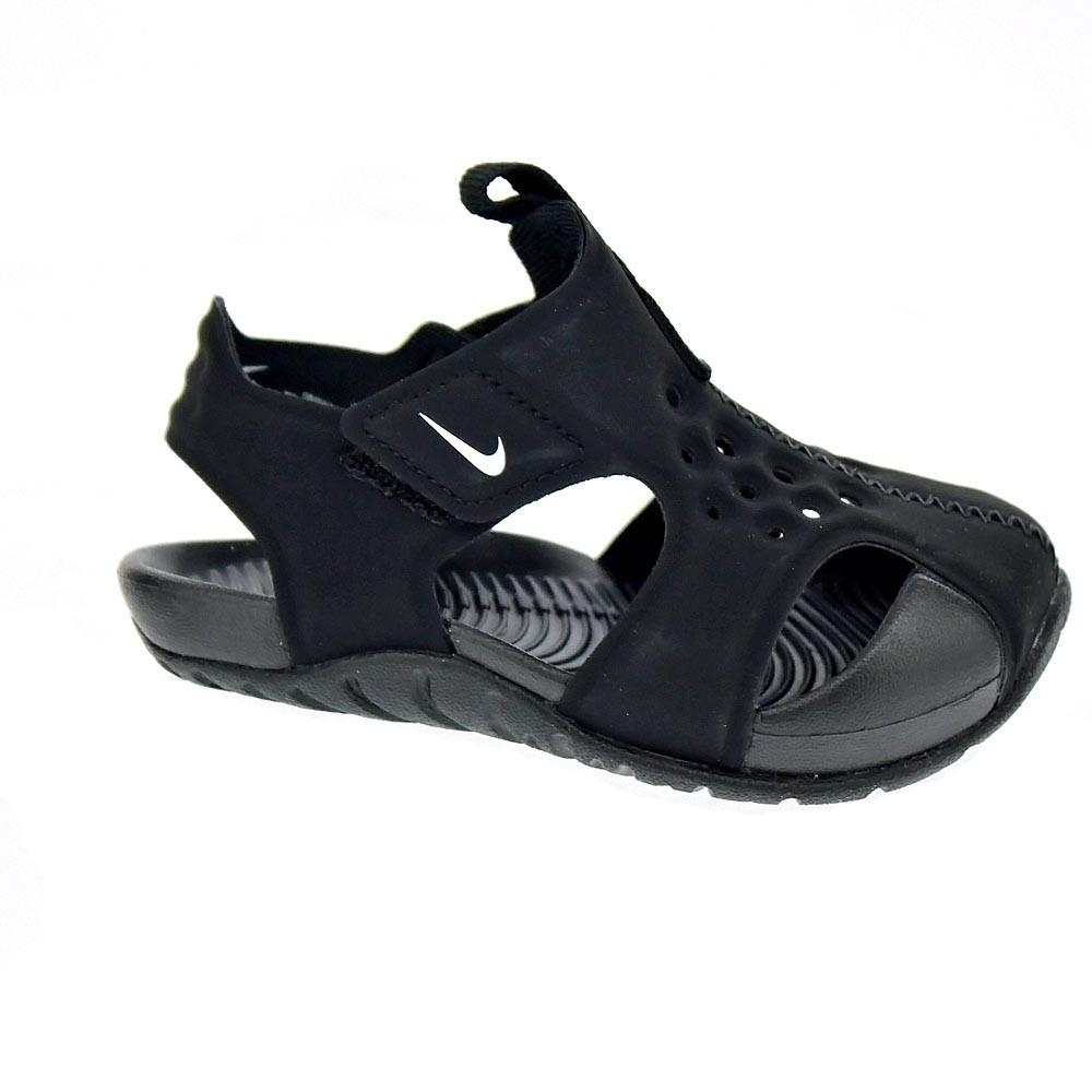 Nike-Sunray-Protect-2-Chanclas-Nino-Negro