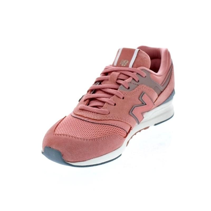 New Balance 697 - Zapatillas Bajas Mujer Rosa Talla 36M C5ZyqD