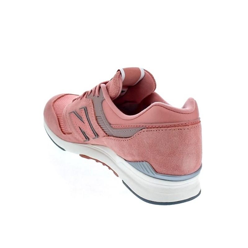 New Balance 697 - Zapatillas Bajas Mujer Rosa Talla 40M npbaQzUVw2