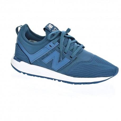 new balance 247 azul