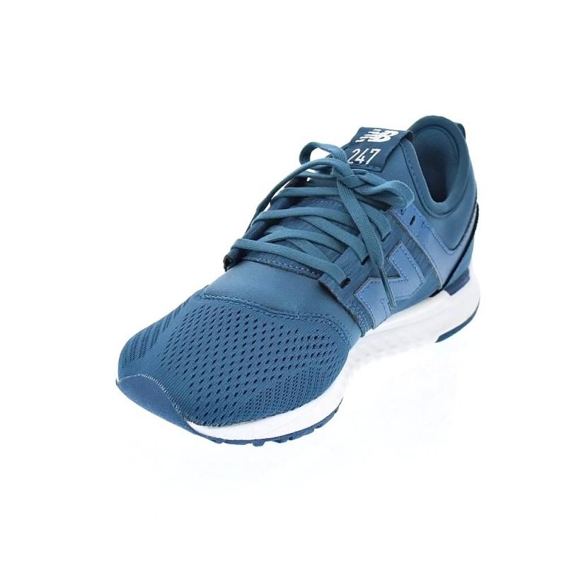 New Balance 247 - Zapatillas Bajas Mujer Azul Talla 38 pDGOGPQ