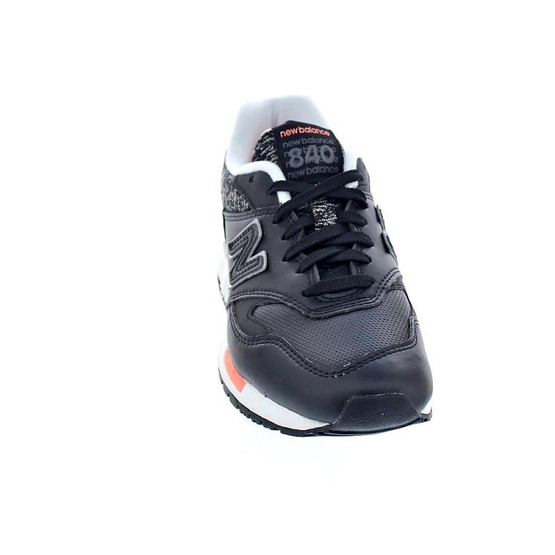 New Balance 840 - Zapatillas Bajas Mujer Negro Talla 36M oyiAwTFHo