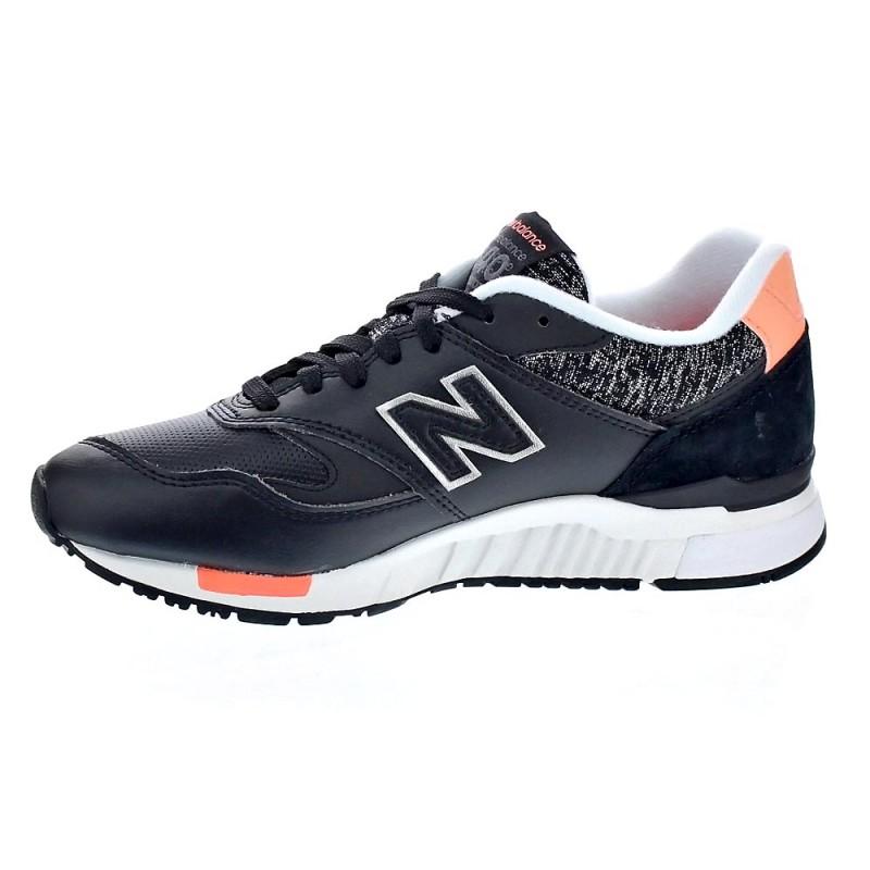 New Balance 840 - Zapatillas Bajas Mujer Negro Talla 40M cwo4n7KToQ
