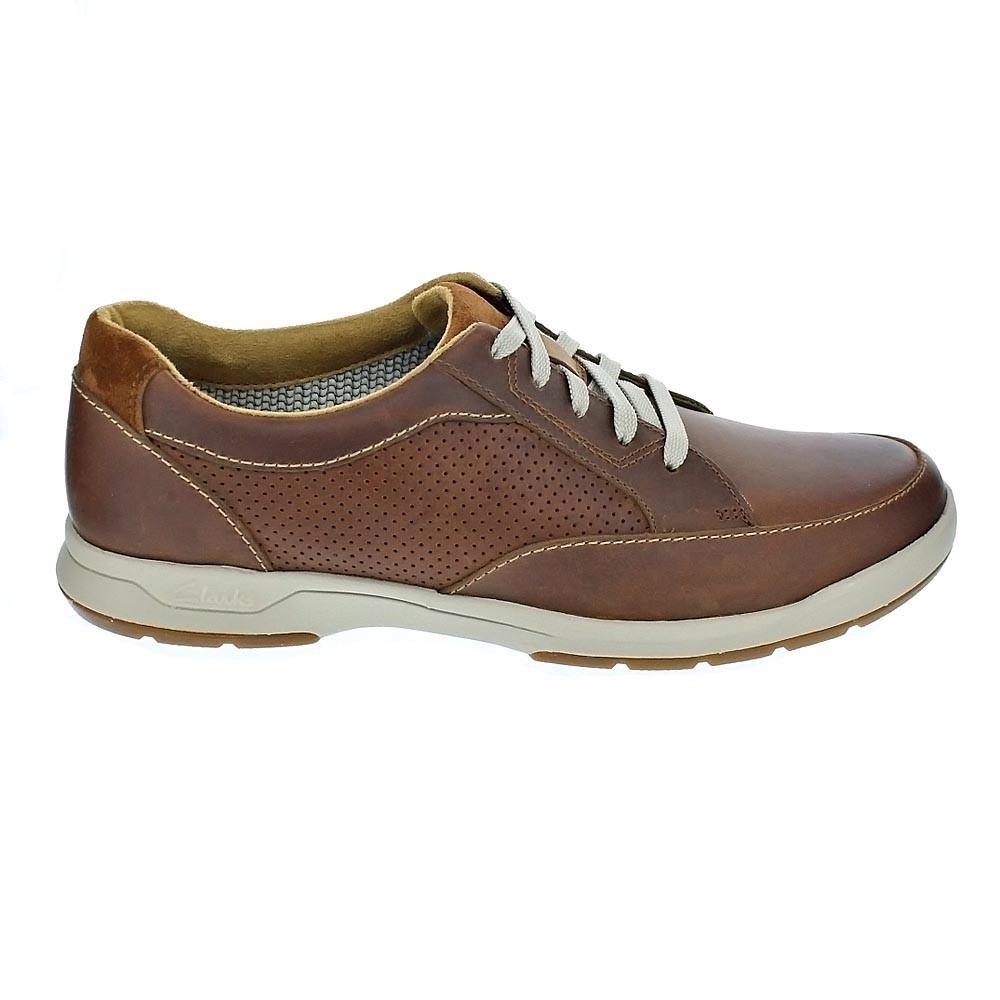 Clarks-Stafford-Park5-Zapatos-con-cordon-Hombre