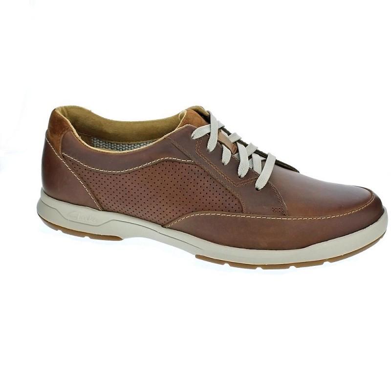 RedskinsWolna2 - Zapatos con Cordones Hombre, Marrón (Marrón (Tan)), 45