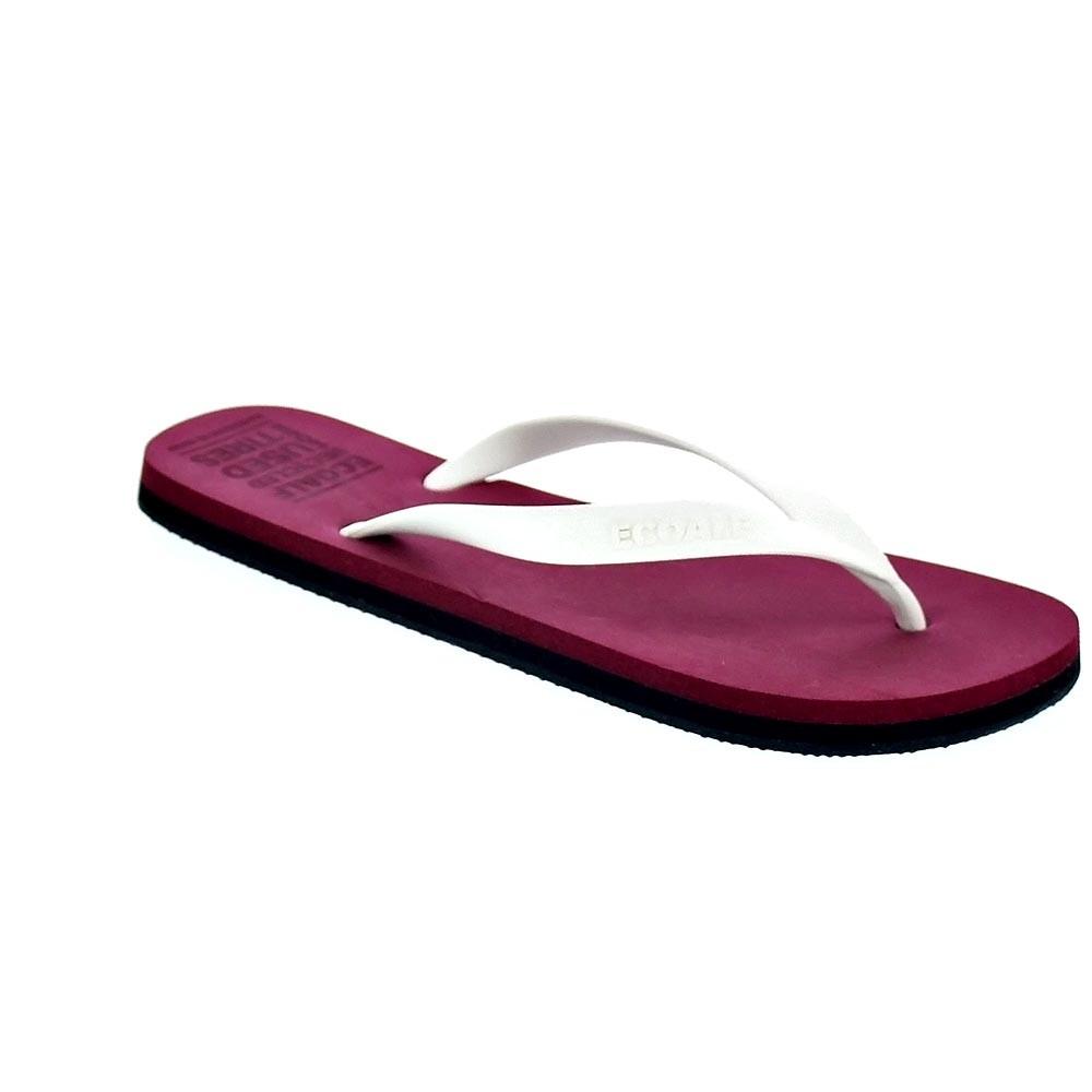 Rouge Flip Flop Roan 31359 Detalles De Ecoalf Chanclas Rojo Mujer CtshQdr