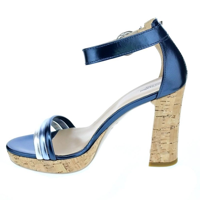 Giardini Azul Gratis 201 24h 5845 Sandalias Mujer Nero ¡entrega dorBeCx