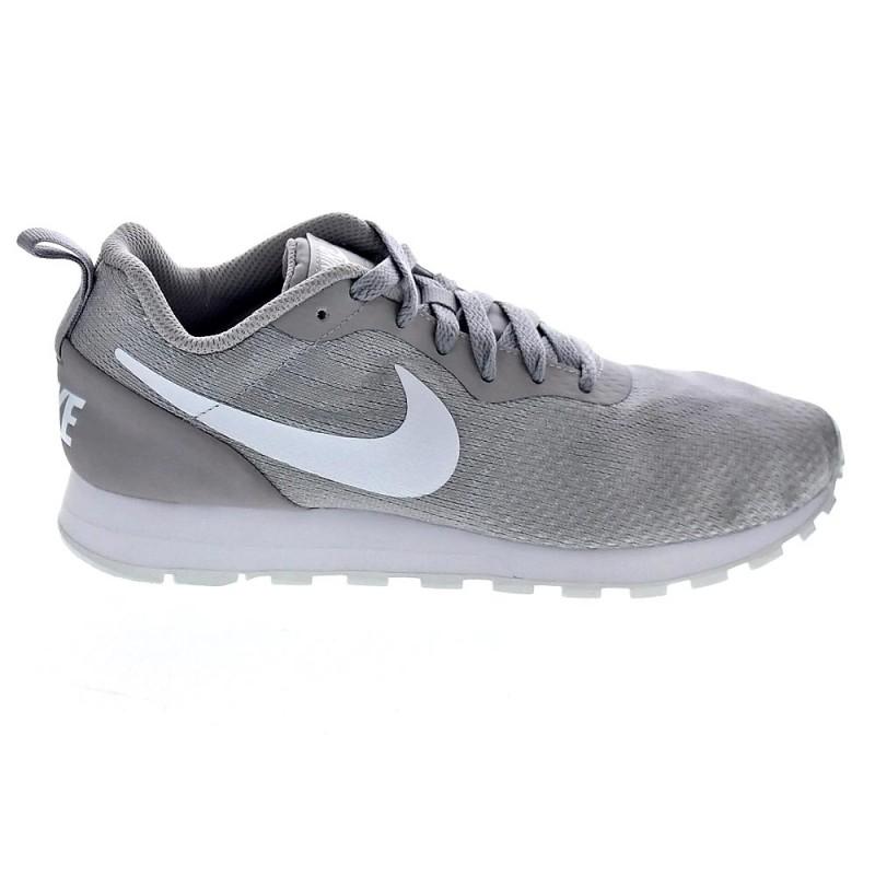 Nike Md Runner 2 Gris 916797 004 Zapatillas bajas Mujer - ¡Entrega ... 3aad9b3a9d2a2