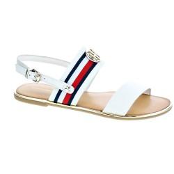Corporate Ribbon Flat Sandal