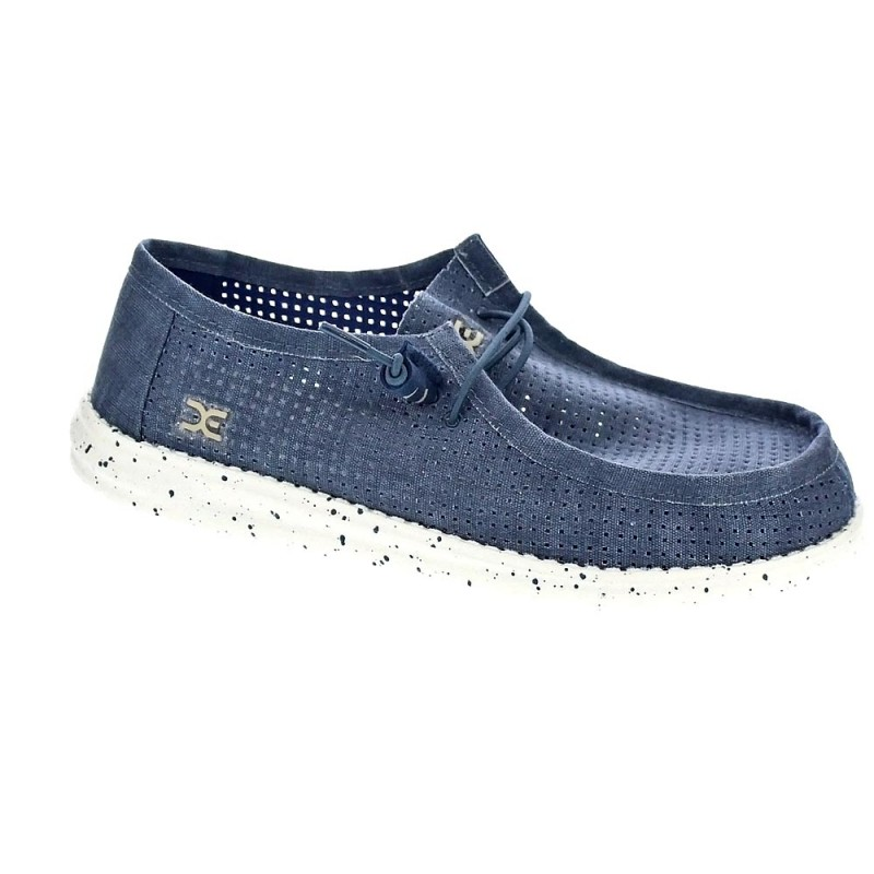Dude Mocasines Wally Perforated para hombre jzJ7u7H