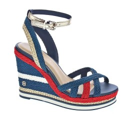 Corporate Wedge Sandal Sporty