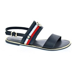 Corporate Ribbon Flat Sandal