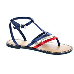 Corporate Flat T-Bar Sandal