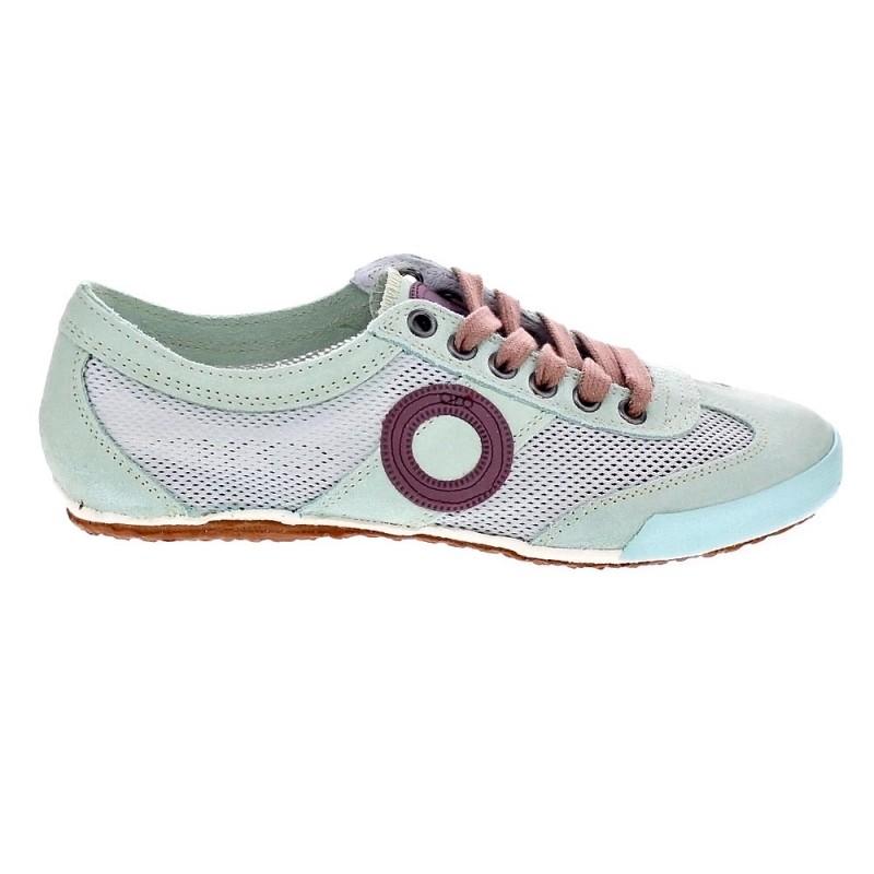 Skechers 14010 - Botines de Lona Mujer, Color, Talla 40 EU