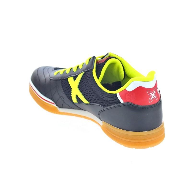 G Hombre Negro 3110874 Indoor Munich 3 Sport Bajas Zapatillas 8qwIT5q