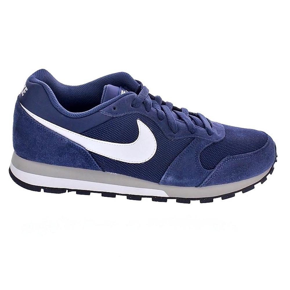 c49424926d Nike Md Runner 2 Zapatillas bajas Hombre Azul